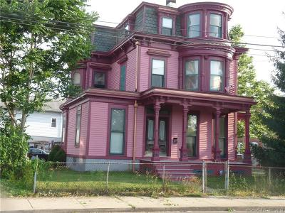 Bridgeport Single Family Home For Sale: 408 Barnum Avenue