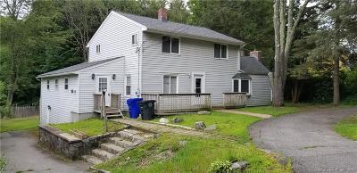 Torrington Single Family Home For Sale: 3434 Torringford Street