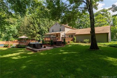 Hamden Single Family Home For Sale: 105 Todd Street