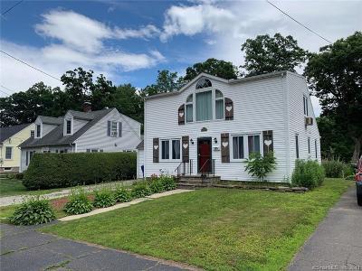 Torrington Single Family Home For Sale: 155 Blake Street
