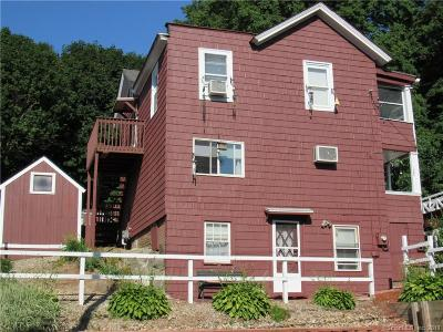 Vernon Single Family Home For Sale: 129 High Street