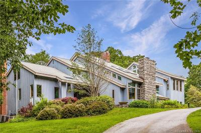 Guilford Single Family Home For Sale: 1701 Moose Hill Road