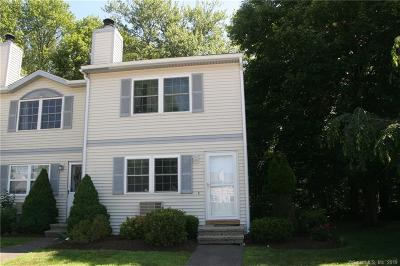 Tolland County Condo/Townhouse For Sale: 60 Crystal Lane #C