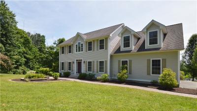 Middlebury Single Family Home For Sale: 205 Joy Road