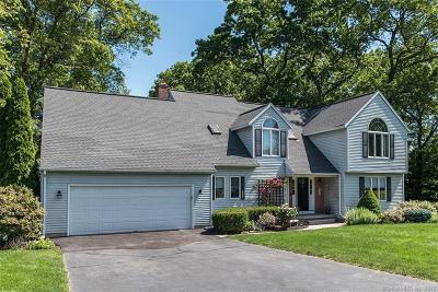 Southington Single Family Home For Sale: 59 Desorbo Drive