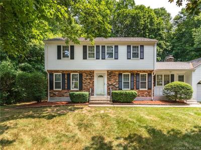 Windsor Single Family Home For Sale: 60 Hansom Hill Road
