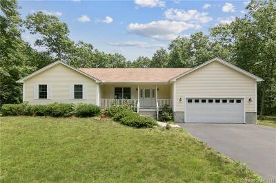 Groton Single Family Home For Sale: 265 Great Brook Road