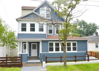 Fairfield Single Family Home For Sale: 21 Elizabeth Street