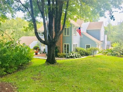 Easton Single Family Home For Sale: 1158 Sport Hill Road