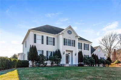 New Haven County Single Family Home For Sale: 24 Dairy Hill Road