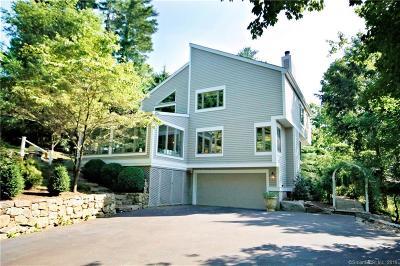 Westport Single Family Home For Sale: 22 D Cross Highway