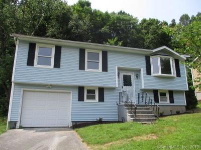 Naugatuck Single Family Home For Sale: 330 Morning Dove Road