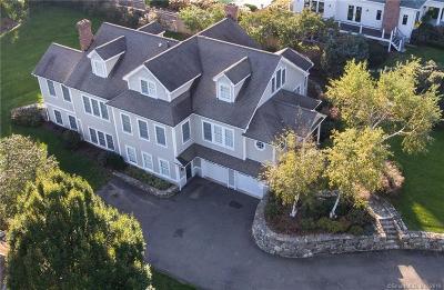 Westport Single Family Home For Sale: 13 Burnham Hill