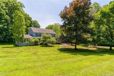 Fairfield County Single Family Home For Sale: 3 Heritage Drive