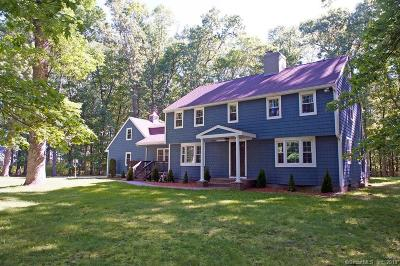 Manchester Single Family Home For Sale: 233 Boulder Road