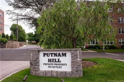 Greenwich Condo/Townhouse For Sale: 2 Putnam Hill #1k
