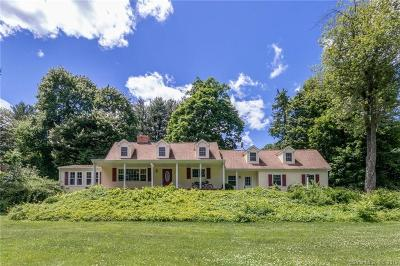Bloomfield Single Family Home For Sale: 13 Grant Hill Road