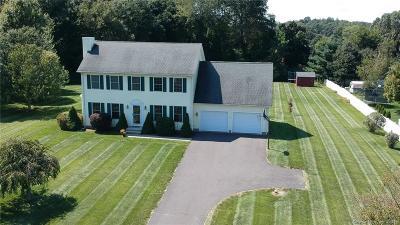 East Windsor Single Family Home For Sale: 8 Cobblestone Drive