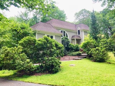 Ridgefield Single Family Home For Sale: 80 Silver Spring Road