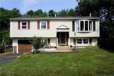 Meriden Single Family Home For Sale: 57 Sunrise Hill