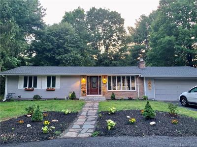 Windsor Single Family Home For Sale: 101 Merriman Road
