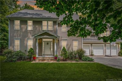 Farmington Single Family Home For Sale: 554 Plainville Avenue