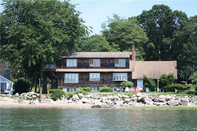 Guilford Single Family Home For Sale: 25 Waterside Drive