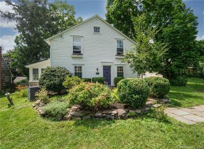 Stamford Single Family Home For Sale: 230 High Ridge Road