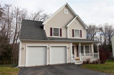 Canton Single Family Home For Sale: 58 Village Lane #58