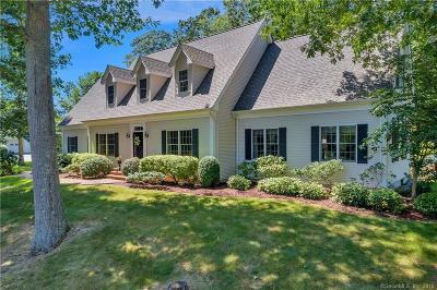 New Haven County Single Family Home For Sale: 132 Windsor Court