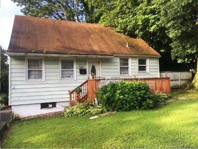 Norwalk CT Single Family Home For Sale: $249,000