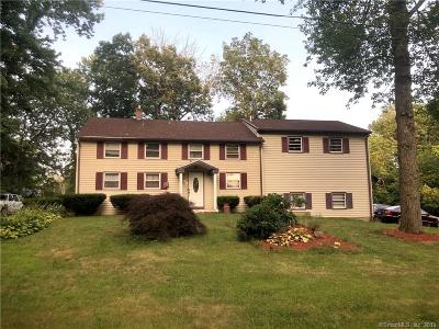 Bloomfield Single Family Home For Sale: 97 Ellsworth Drive