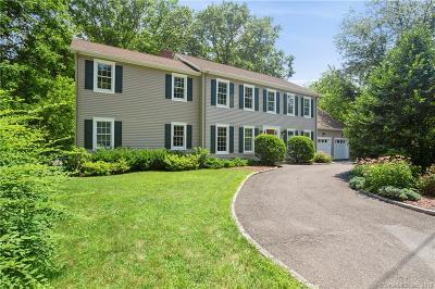 Darien Single Family Home For Sale: 139 West Avenue