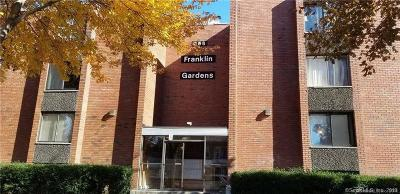 Hartford Condo/Townhouse For Sale: 356 Franklin Avenue #A6