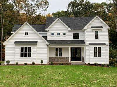 Cheshire Single Family Home For Sale: 400 Crestwood Drive #LT3