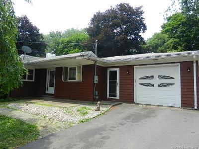Newington Single Family Home For Sale: 27 Golf Street