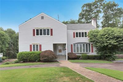 Stamford Single Family Home For Sale: 140 Club Road