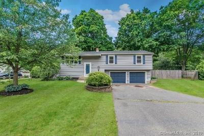 Southington Single Family Home For Sale: 64 Green Valley Drive