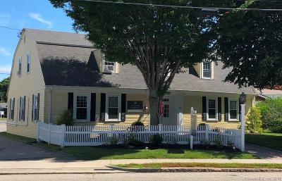 Stonington Commercial For Sale: 41 East Main Street
