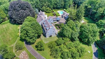 Ridgefield Single Family Home For Sale: 27 Country Club Road