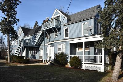Branford Multi Family Home For Sale: 3-17 Curve Street