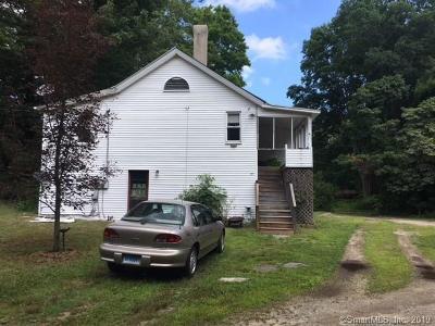 Thompson Single Family Home For Sale: 225 Thompson Road