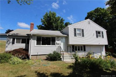 Newington Single Family Home For Sale: 14 Saddle Hill Road