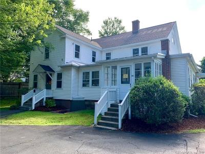 Simsbury Multi Family Home For Sale: 33 Canal Street