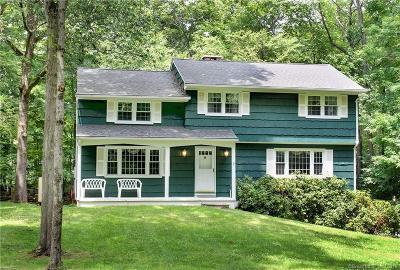 Ridgefield Single Family Home For Sale: 123 Seth Low Mountain Road
