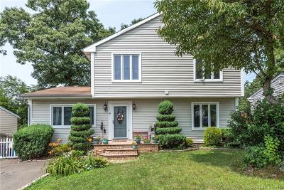 East Haven Single Family Home For Sale: 19 Dora Drive