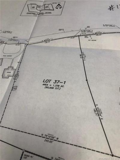 Windham County Residential Lots & Land For Sale: 37-1 Starkweather Road