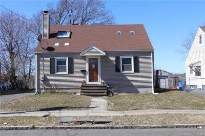 Hartford Single Family Home For Sale: 47 Ellington Street
