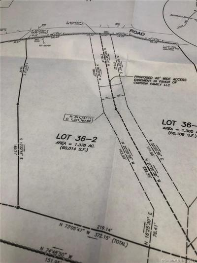 Windham County Residential Lots & Land For Sale: 36-2 Starkweather Road
