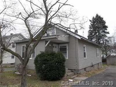 Windsor Single Family Home For Sale: 31 Olga Avenue